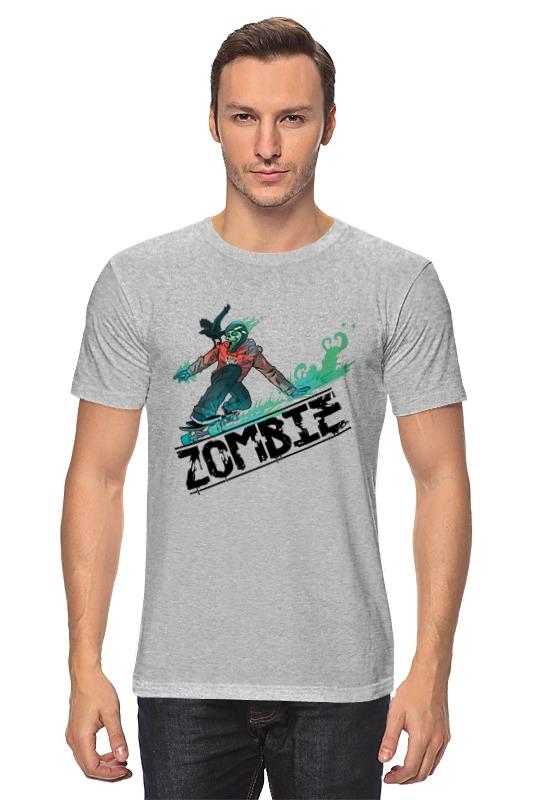 Футболка классическая Printio Zombie футболка классическая printio chegevara zombie