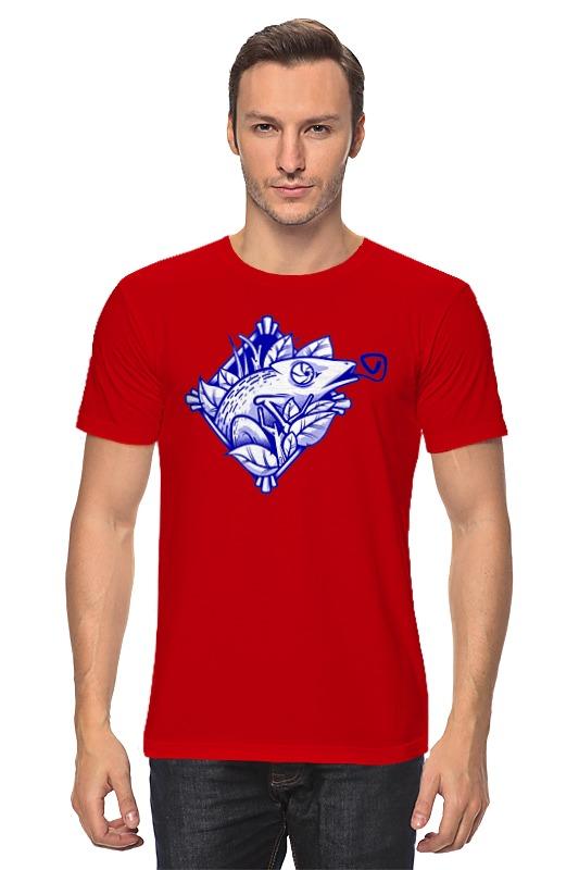 Фото - Футболка классическая Printio Игуана футболка print bar игуана