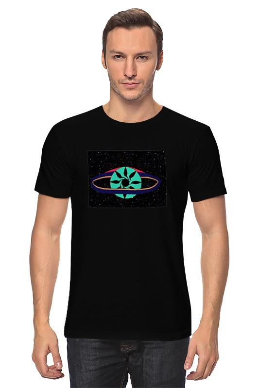 Футболка классическая Printio Всевидящее око вселенной всевидящее око