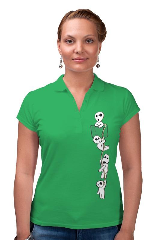 Рубашка Поло Printio Лесные духи игровые центры oribel лесные друзья