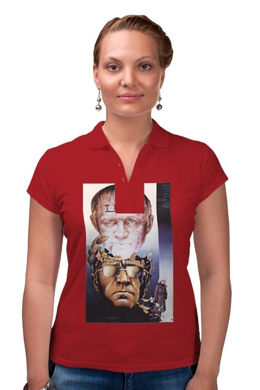 Рубашка Поло Printio Афиша к фильму тема, 1986 г. футболка wearcraft premium slim fit printio афиша к фильму тема 1986 г