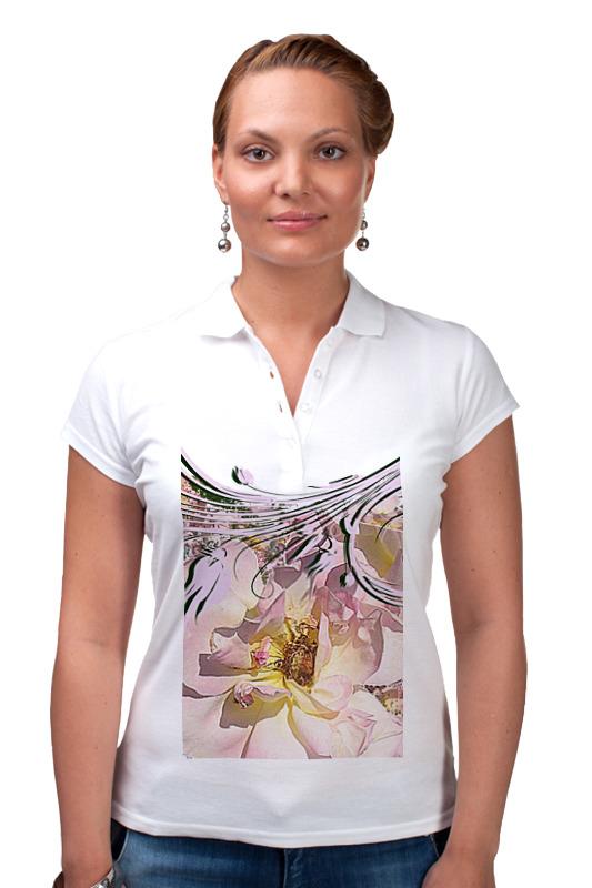 Рубашка Поло Printio Нежность.