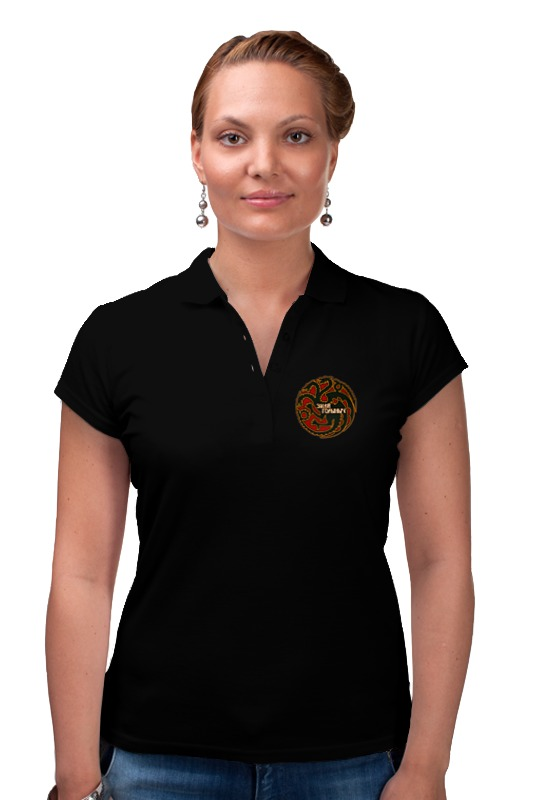 Рубашка Поло Printio Змей горыныч