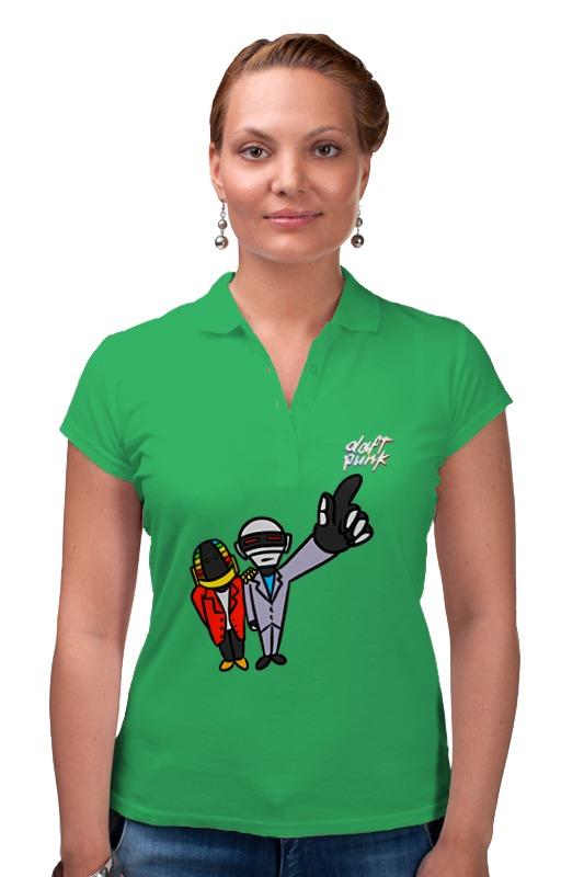 Рубашка Поло Printio Daft punk