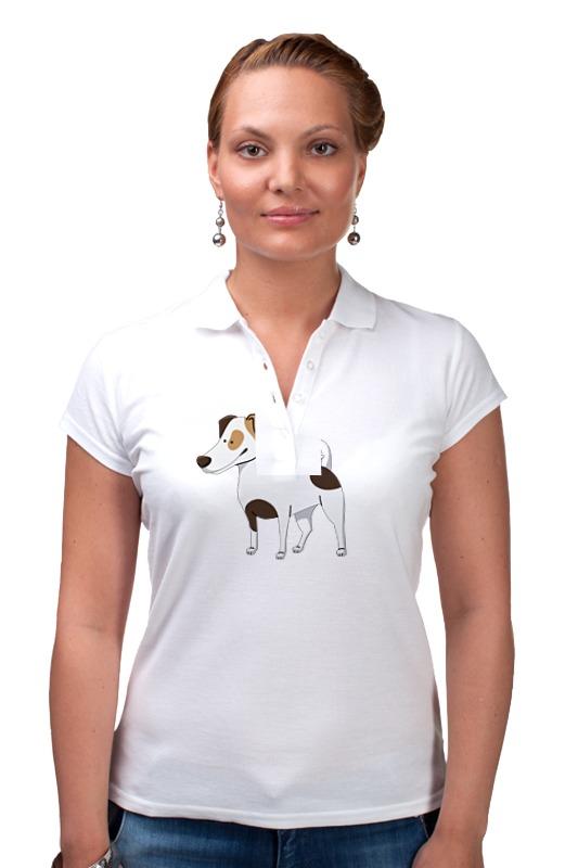 Рубашка Поло Printio Джек рассел.собака джек восьмеркин американец 2 dvd