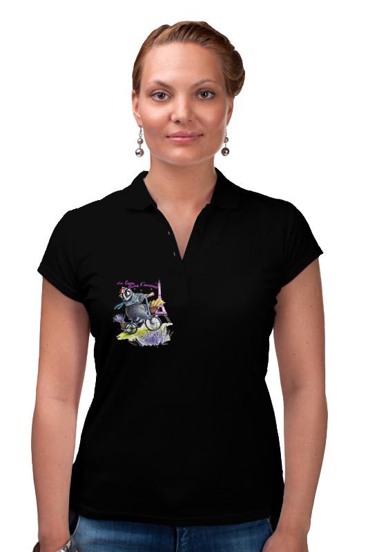 Рубашка Поло Printio Полоскун в париже рубашка поло sevenext в 12046