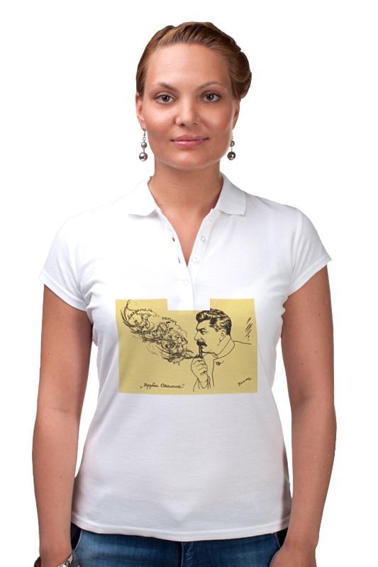 Рубашка Поло Printio Советский плакат, 1930 г.