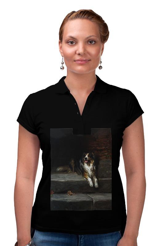 Рубашка Поло Printio Встречаем год собаки