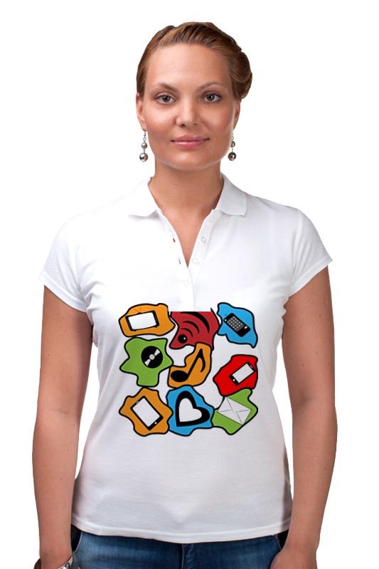 Рубашка Поло Printio Современные