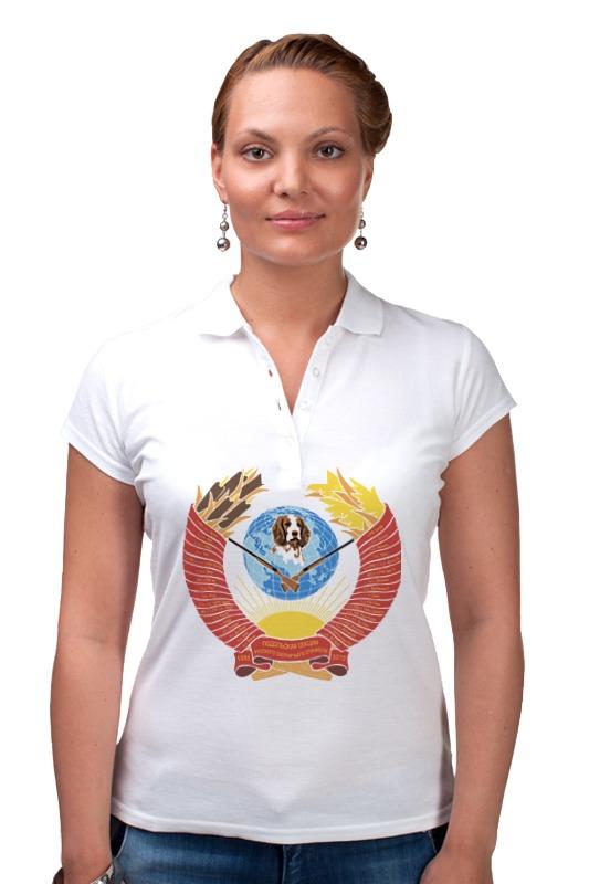 Рубашка Поло Printio Герб