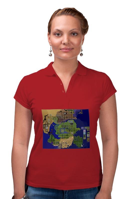 Printio Карта мира ragnarok online майка классическая printio карта мира ragnarok online