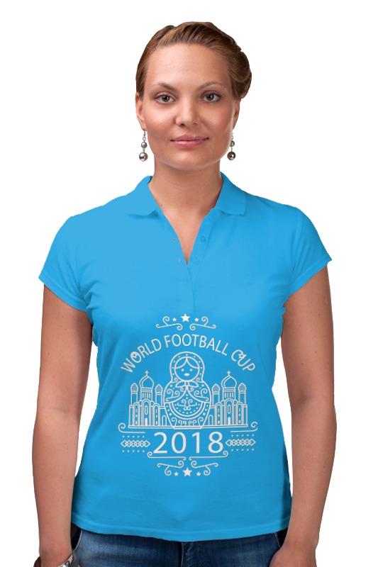 Рубашка Поло Printio Футбол рубашка laura kent klingel цвет голубой