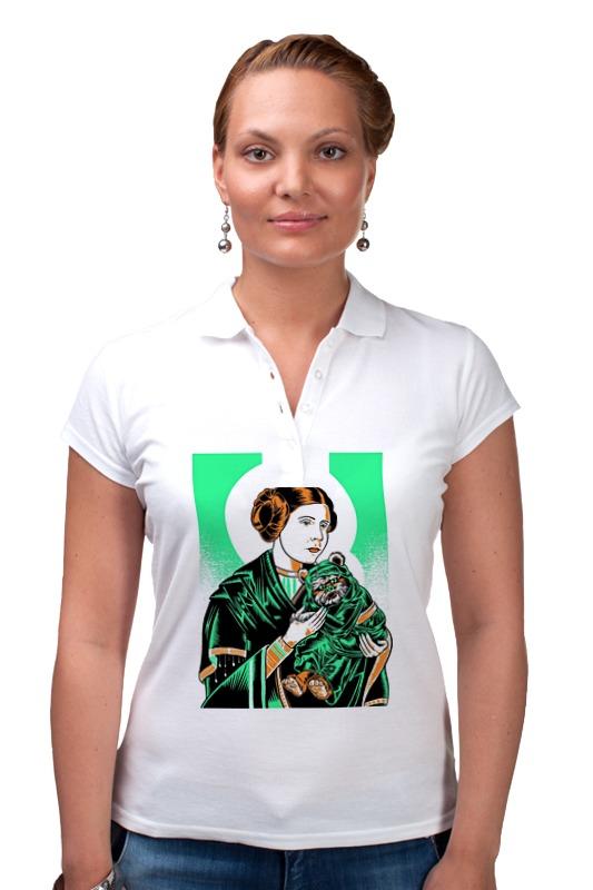 Рубашка Поло Printio Преподобная лея