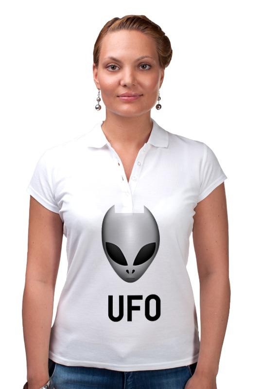 Рубашка Поло Printio Пришелец ufo сумка printio пришелец ufo