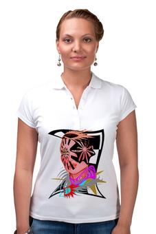 """Рубашка Поло """"Шахматная королева."""" - дизайнерский, лицо, шахматные, шахматы, дизайн"""
