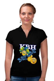 """Рубашка Поло """"КВН-8"""" - юмор, приколы, одежда, квн, прикольный юмор"""