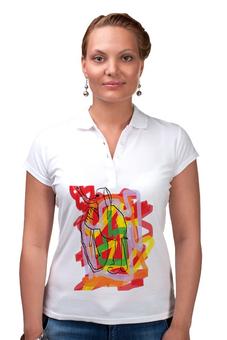 """Рубашка Поло """"Денежный Слон"""" - харе кришна, денежный слон"""
