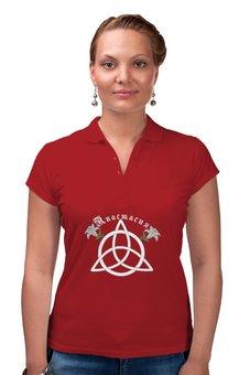 """Рубашка Поло """"Анастасия"""" - имена, лилия, анастасия, настенька, знаки символы"""