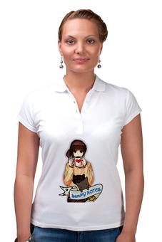 "Рубашка Поло ""SamMY NOTES 1"" - арт, авторские майки, оригинально, креативно"