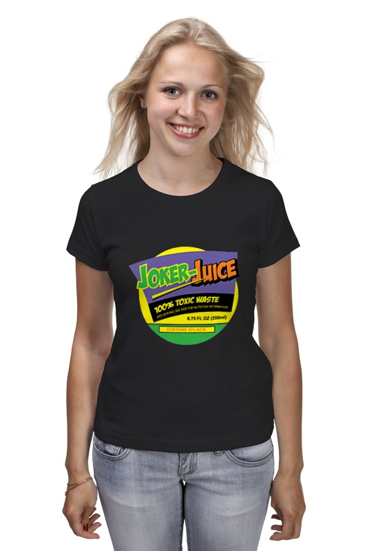 Футболка классическая Printio Joker juice stainless steel hand wheat grass juicers manual auger slow juice fruit wheatgrass vegetable orange juice extractor machine