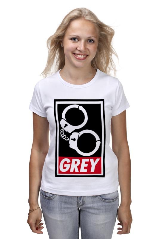Футболка классическая Printio 50 оттенков серого (fifty shades of grey) футболка классическая printio 50 оттенков серого fifty shades of grey
