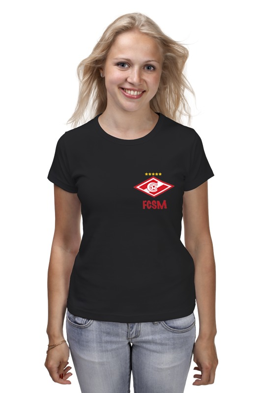 Футболка классическая Printio Fcsm футболка wearcraft premium printio fcsm