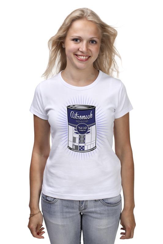 Футболка классическая Printio R2-d2 футболка классическая printio 62 2% в саратове