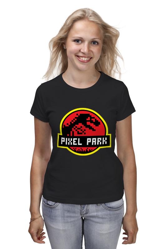 Фото - Футболка классическая Printio Парк юрского периода конструктор nd play автомобильный парк 265 608