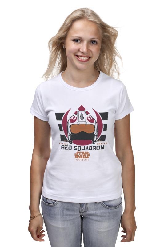 Футболка классическая Printio Красная эскадрилья футболка красная