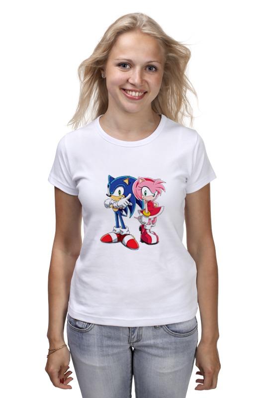 Футболка классическая Printio Sonic amy футболка классическая printio evanescence amy lee