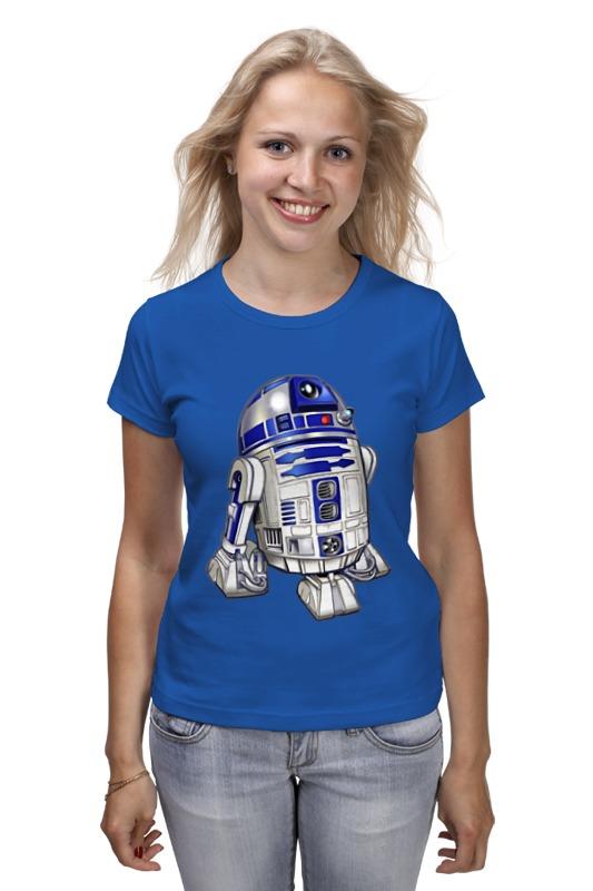 Футболка классическая Printio R2-d2 (star wars) футболка классическая printio r2 d2 star wars