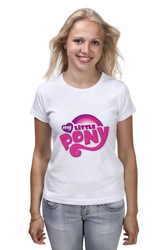 Футболка классическая Printio My little pony: friendship is magic мульти пульти мягкая игрушка принцесса луна 18 см со звуком my little pony мульти пульти