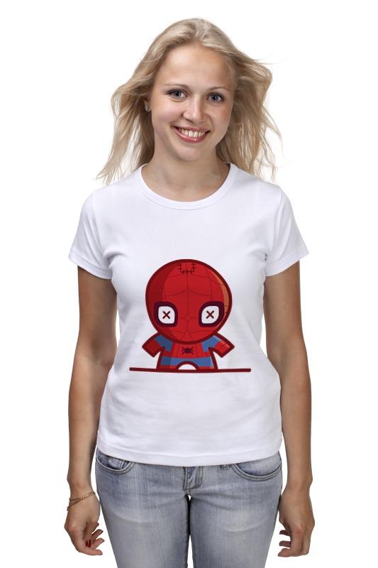Футболка классическая Printio Человек паук ( spider man ) набор канцелярский spider man 2 пр
