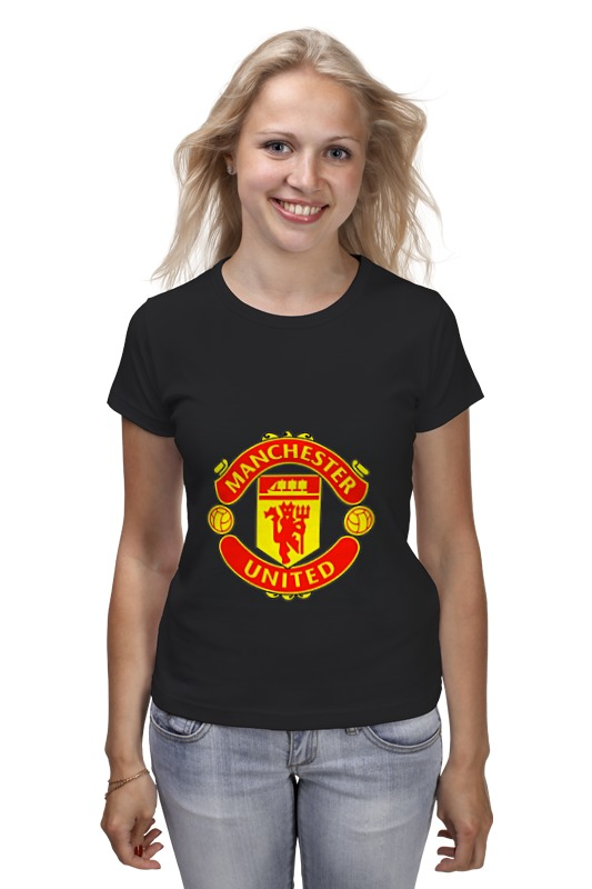 Футболка классическая Printio Manchester united paul carrack manchester