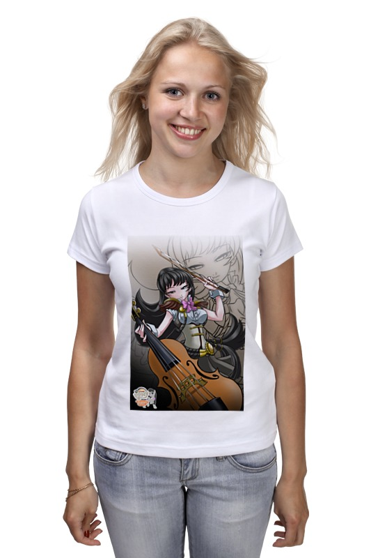 Printio Octavia melody футболка wearcraft premium slim fit printio octavia melody