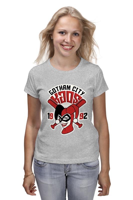 Футболка классическая Printio Харли квинн (harley quinn) футболка харли квинн