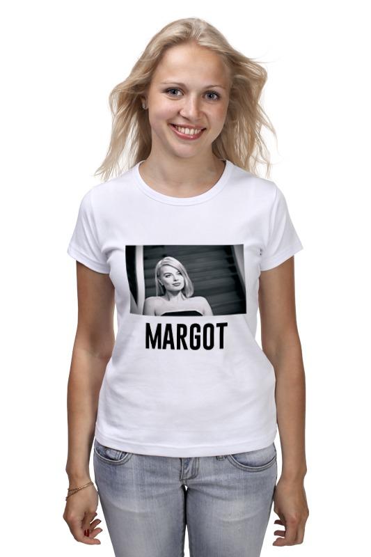 Printio Марго робби детская футболка классическая унисекс printio марго робби