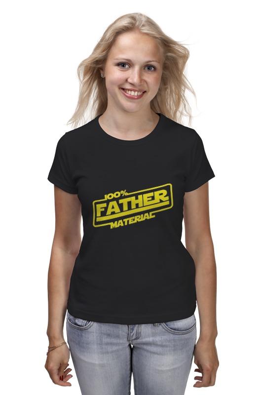 Футболка классическая Printio 100% father father john misty gateshead