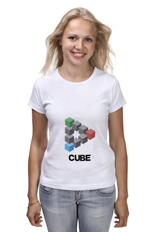 Футболка классическая Printio Symbol cube футболка cube sugar t vip