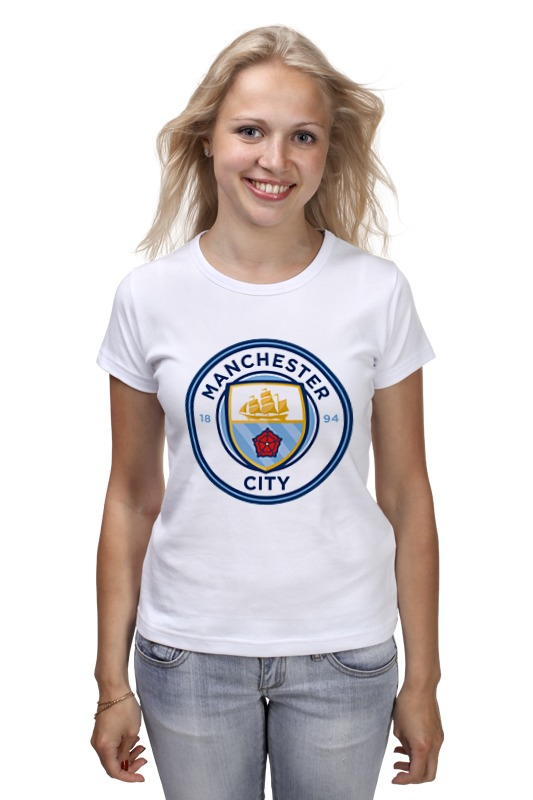 Футболка классическая Printio Manchester city paul carrack manchester