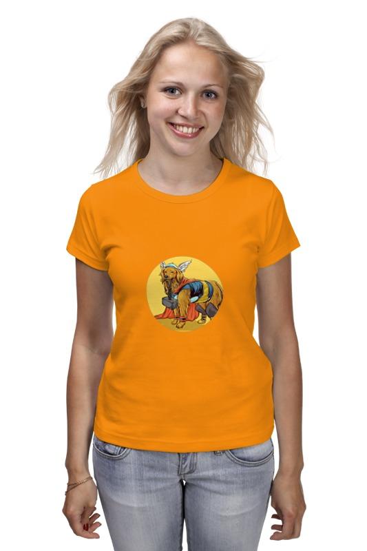 Футболка классическая Printio Супергерои: тор детская футболка классическая унисекс printio супергерои тор