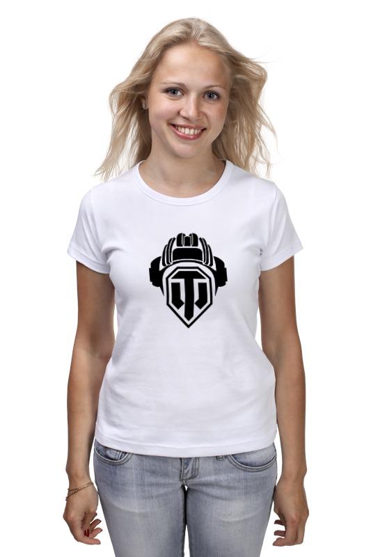 Футболка классическая Printio World of tanks #7 футболка классическая printio world of tanks 7
