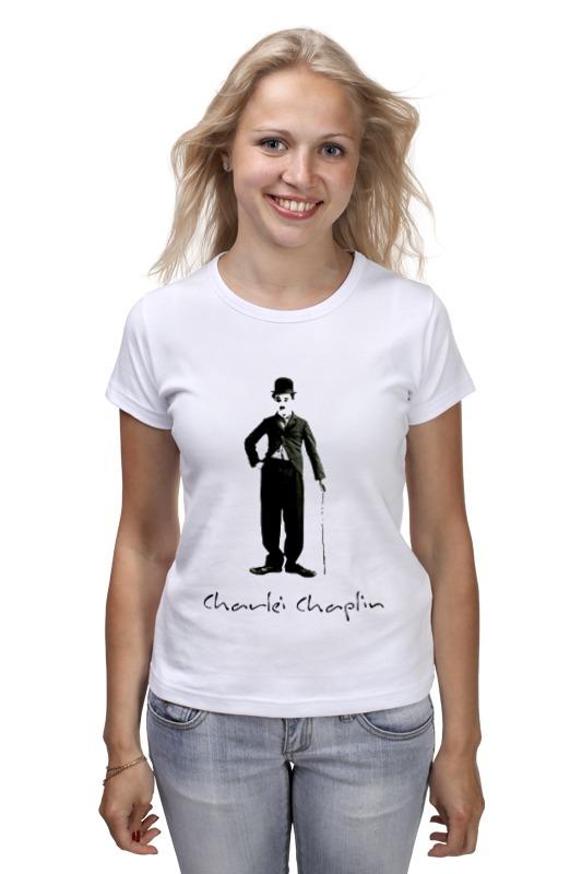Футболка классическая Printio Charlie chaplin футболка стрэйч printio charlie chaplin