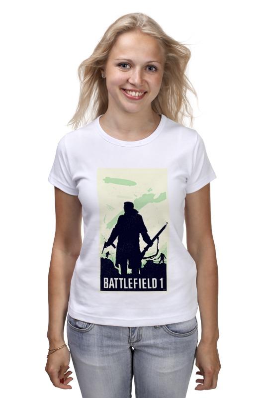 Футболка классическая Printio Battlefield 1 детский дартс battlefield soft 7 2cm
