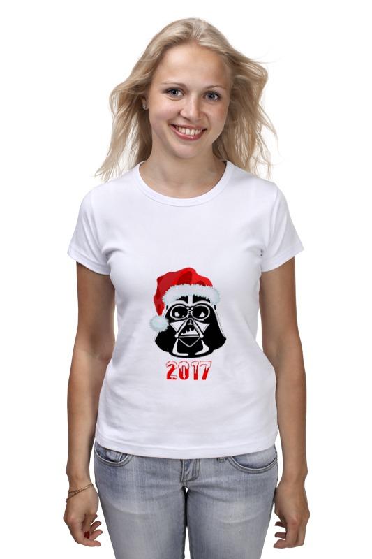 Футболка классическая Printio Darth vader новый год футболка классическая printio новый год