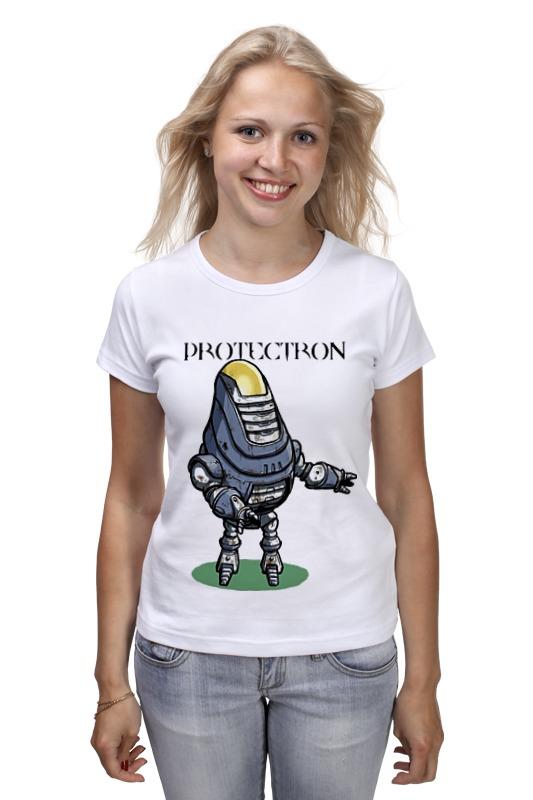 Футболка классическая Printio Fallout protectron футболка классическая printio fallout фэллаут