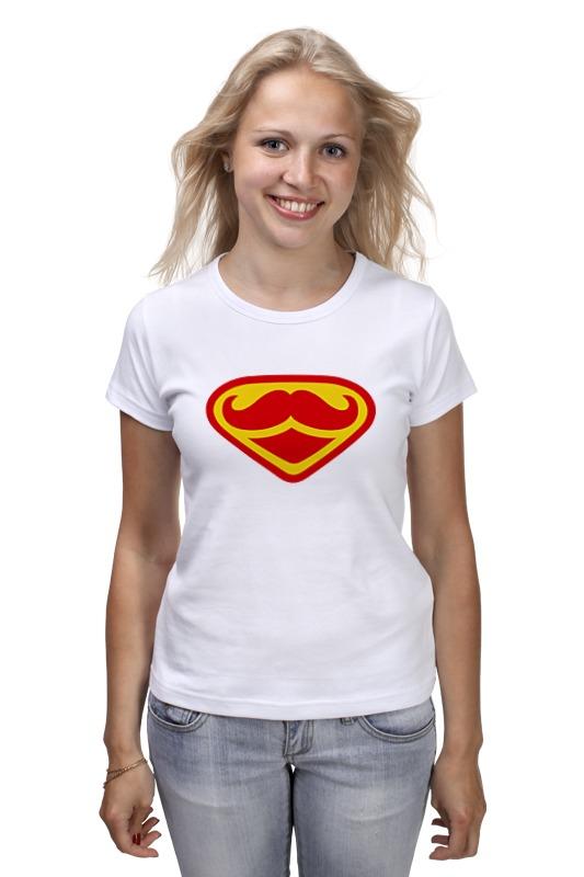 купить Printio Супермен-усач-бородач по цене 810 рублей