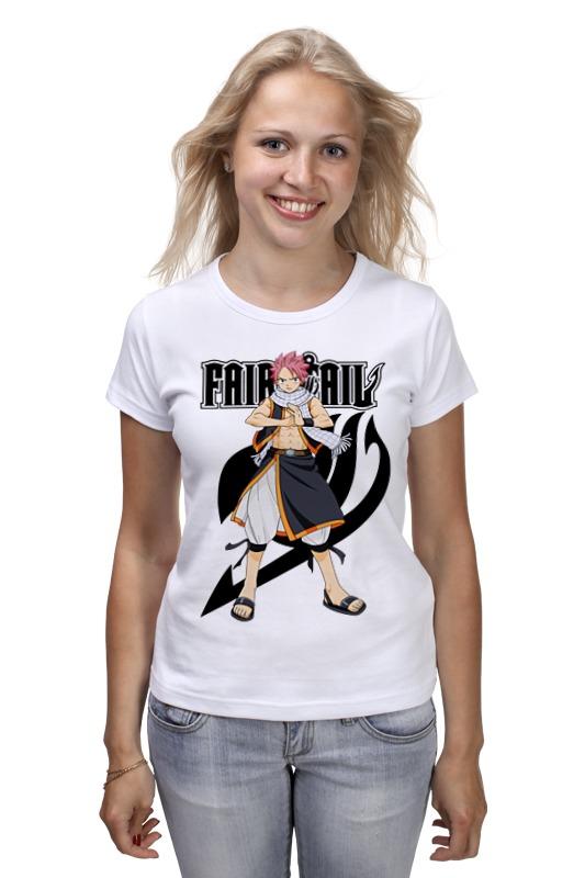 Футболка классическая Printio Fairy tail. нацу футболка классическая printio нацу fairy tail