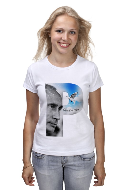 Printio Putin peacemaker by design ministry лонгслив printio putin peacemaker by design ministry
