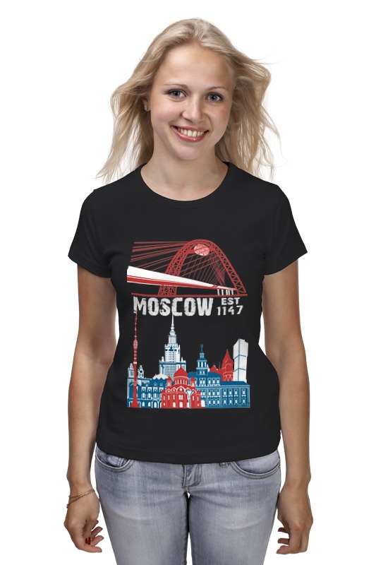 Printio Moscow. established in 1147 established